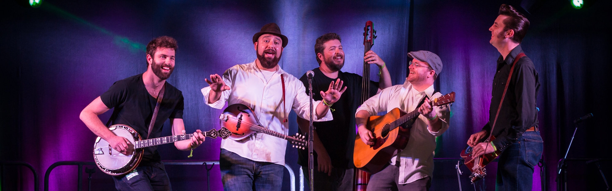 The HillBenders: TOMMY: A Bluegrass Opry