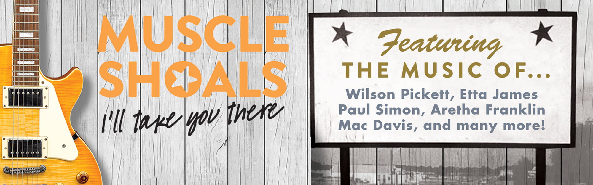 Muscle Shoals: I'll Take You There