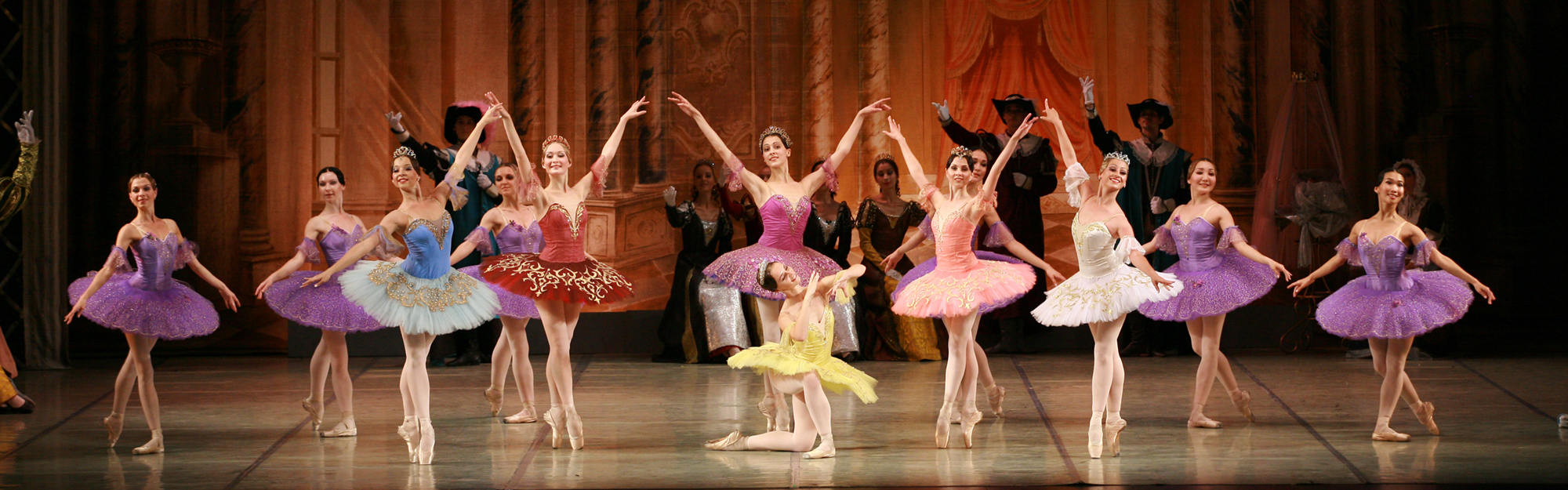 "Russian National Ballet: ""The Sleeping Beauty"""