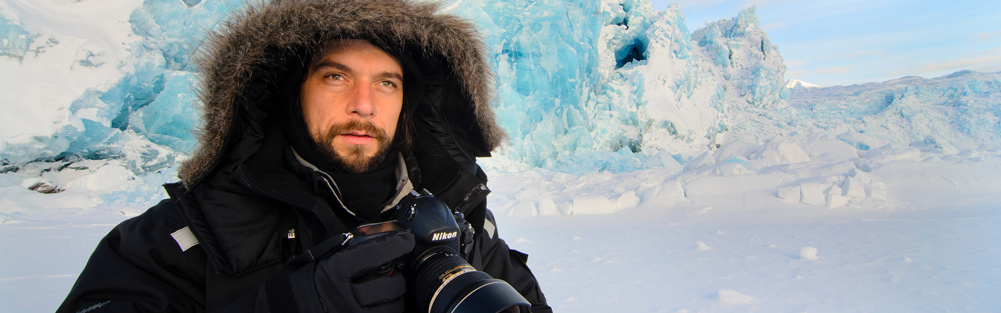 National Geographic Live: Into the Arctic Kingdom