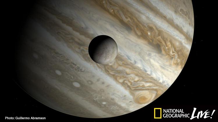 Student/Senior Matinee: National Geographic Live: The Search for Life Beyond Earth