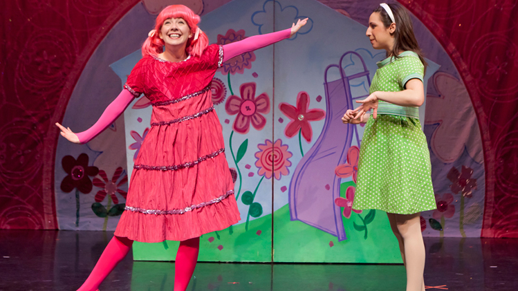 SF Family Tree: Pinkalicious: The Musical
