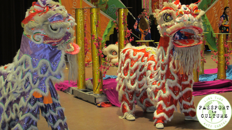 Passport to Culture: Chinese New Year Celebration