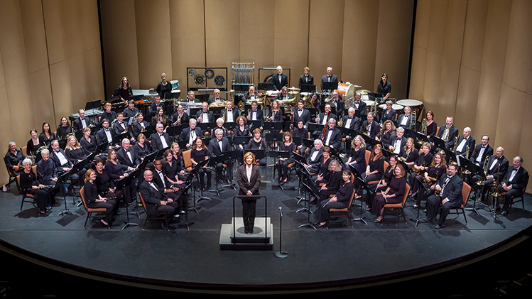 Denver Concert Band presents Up and Away