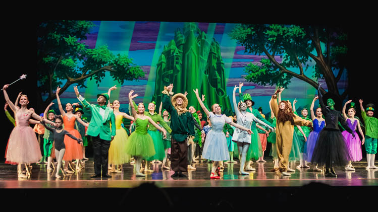 Littleton Youth Ballet presents The Wizard of Oz