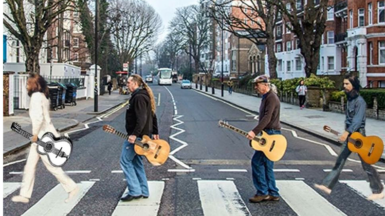 Skanson and Hansen present Last Beatles Show