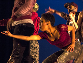 SF Family Tree: Dream Catchers with Cleo Parker Robinson Dance