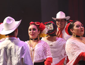Mariachi Aztlan and the Ballet Folklorico UTRGV