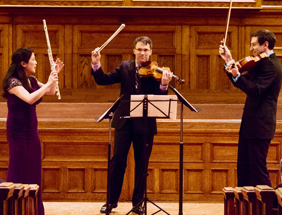 An Evening of Classical Music with Ivy Street Ensemble