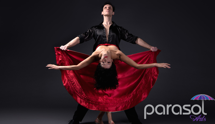 Parasol Arts Inc. presents Carmen, The Tango