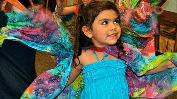 Seedlings: World Dance and Drumming with the Children's Museum of Denver
