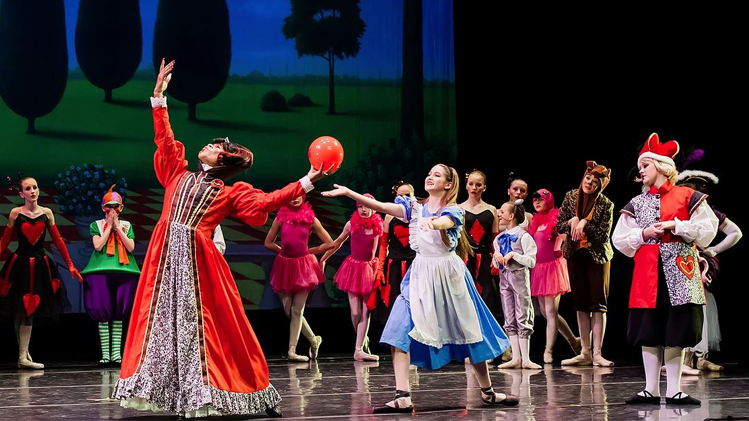 Littleton Youth Ballet presents Alice in Wonderland