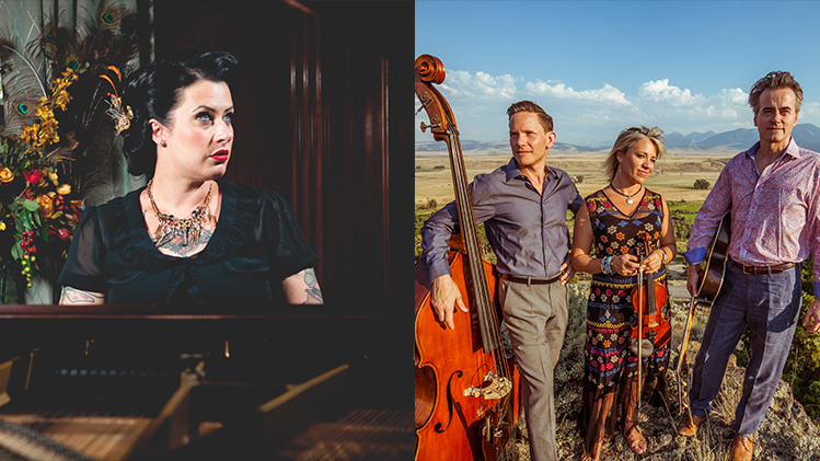 Davina and the Vagabonds and Hot Club of Cowtown: The Finest Hour