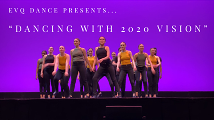 EVQ Presents Dancing with 2020 Vision
