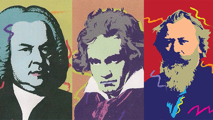 Arts in the Afternoon: The Three Bs: Bach, Beethoven, and Brahms