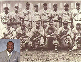 Special Event: The History of the Negro Baseball Leagues with Bob Kendrick, President of the Negro Leagues Baseball Museum