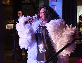 Mary Louise Lee Orchestra's Diana Ross Tribute