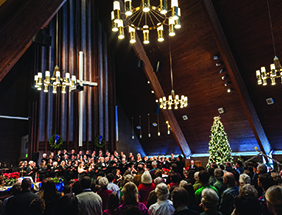 A Classical Holiday featuring Handel's Messiah with the Boulder Philharmonic Orchestra and Chorus