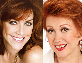 POSTPONED: An Evening with Andrea McArdle and Donna McKechnie