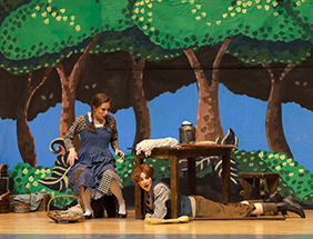 Sensory Friendly Passport to Culture: Hansel and Gretel