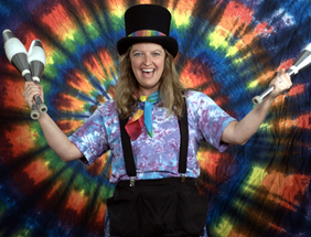Seedlings: Ann Lincoln: Comedy, Magic, and Juggling Oh My!